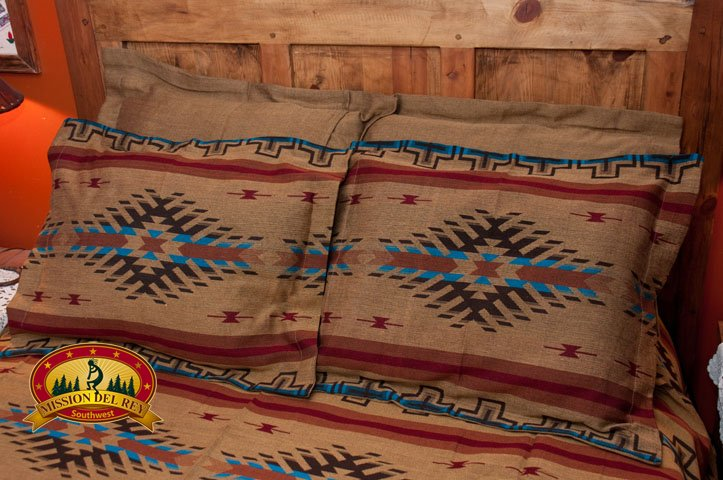 southwest decor bedspread isleta twin