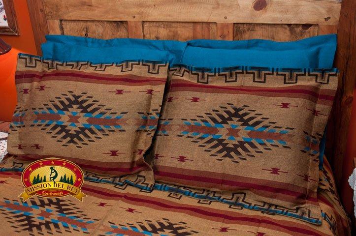 Southwestern Isleta Pillow Sham