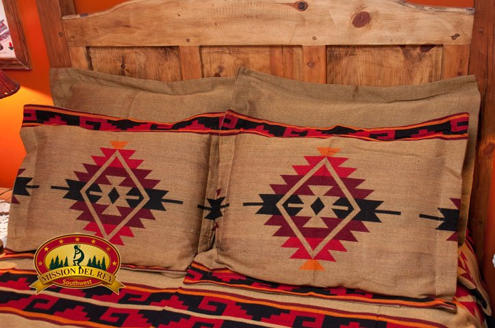 Southwest Pillow Sham Yavapai