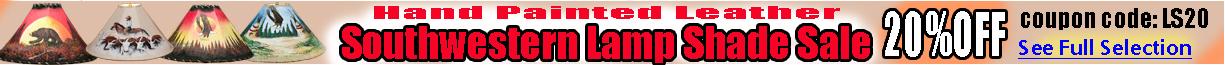 Western Lamp Shades