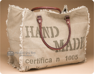 Recycled Canvas Purses & Totes