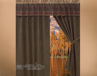 Southwestern Curtain Set