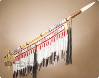 Native American Spear