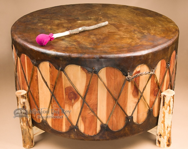 Understanding The Characteristics Of Native American Drums