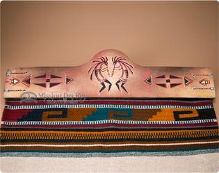 Zapotec Rug Wall Hanger